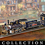 The Munsters(TM) Express Halloween Train Collection